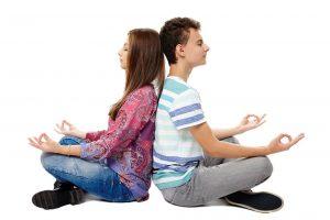 meditation teenagers