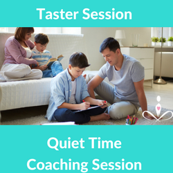 stress coaching session for kids