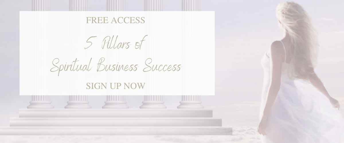 Free Spiritual Business Course For Spiritual Entrepreneurs