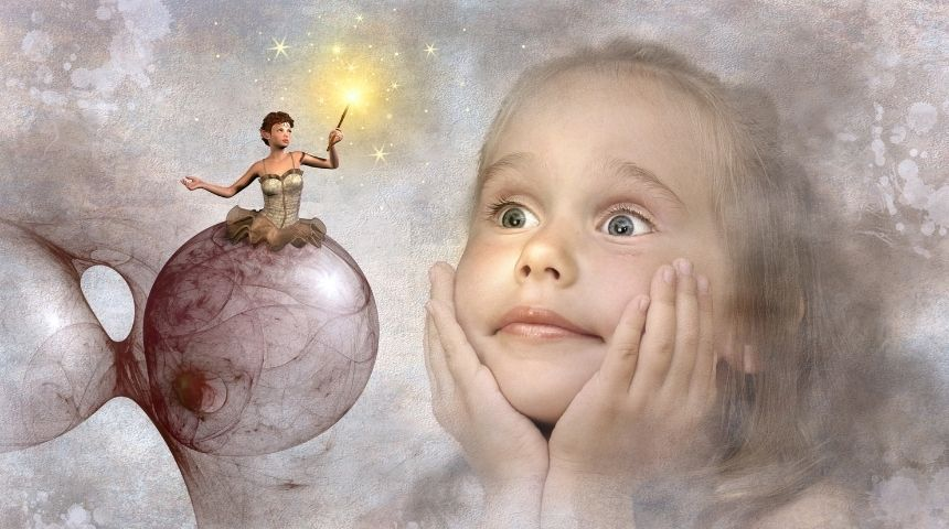 Learn To Heal Your Magical Child