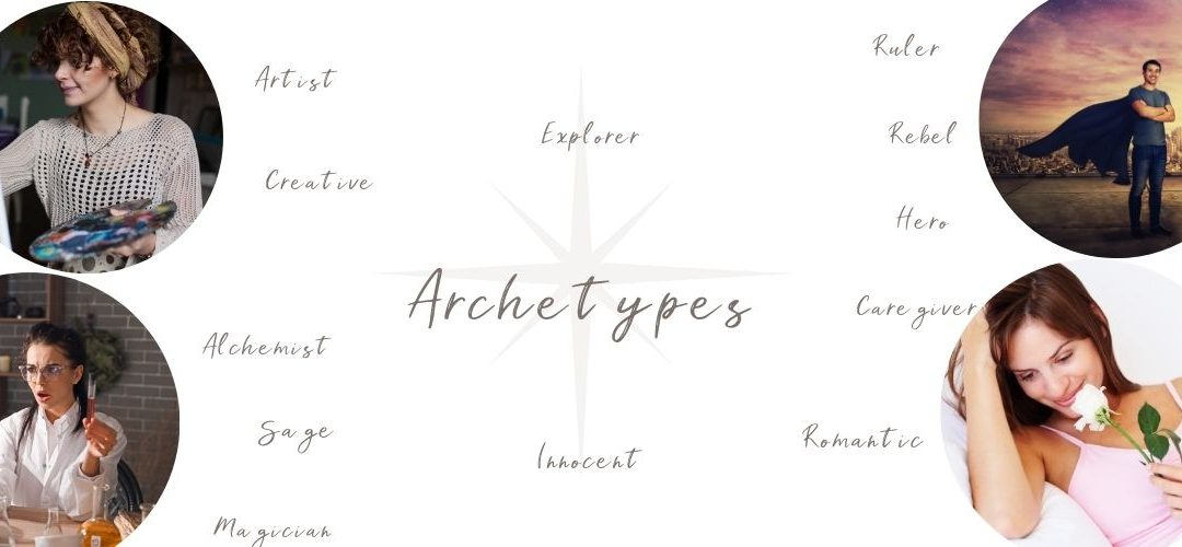 Understanding The 12 Main Archetypes