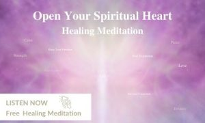 Free Heart Meditation for lightworkers, empaths